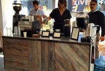 coffee shop design / by Nancy Dowd