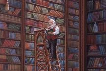 Library & books / by Trish Talley