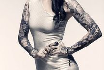 Tattoo<3 / by Mercedes Jones