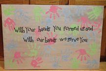 LC School Crafts / by Jenn Claypool