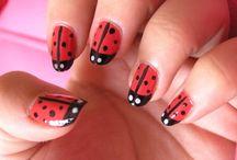 Nails / by Pennie Breeding