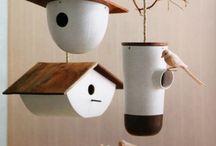 Bird Houses / by Bruce Park Arts