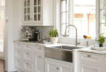Kitchen design I wish  / by JoAnne Buckley