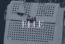 Meet Elle / Available for pre-order now through Pinterest only / by Rebecca Minkoff