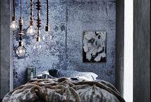 dark interiors / by greige design