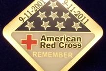 Red cross  / by Benjalee Lawler Pittman