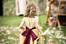 Kids / kids at weddings, flower girls, ring bearers, etc.. / by Laurie Arons