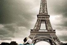 París y algunos lugares de Francia / by El rincón de mi abuela Anita