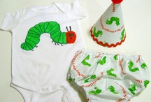 Very hungry caterpillar / by Cindy Conde