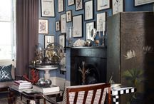Client ideas:  Hallway Pop / by Genie Norris of ColorGenie