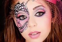 artistic makeup / by Valentina Santillan