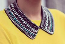 Collar Necklaces / This board is dedicated to collar necklaces. / by StushiGal Style