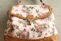 Purses And Bags / by Kimber Tutt
