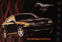 1999 Ford Mustangs / 1999 Ford Mustangs / by StangBangers