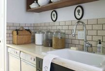 Home: Laundry  / Design and Organization  / by Meaghan Newell