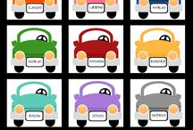 """Road Trip! / Adults love a good road trip, kids loathe them. Find great ways to keep the kids happy in a car, restaurant, at the dr.'s office, etc. with games, etc. If you need quiet, go to """"Quiet Books"""". / by pc brown"""