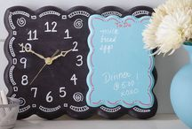 Chalkboard Projects with Jo-Ann / Create your own chalkboard crafts  / by Jo-Ann Fabric and Craft Stores