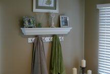 Master bathroom ideas / by Buffey Moore