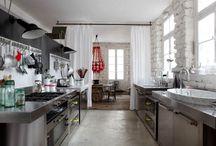 Kitchen Envy / by MODCottage Designs