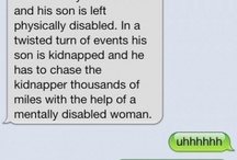 Things that make me laugh / by Joanna Gordon