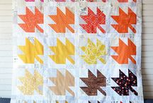 Half Square Triangle Quilts / by Jennie Tracy