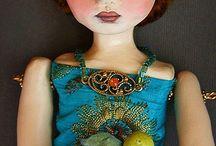 Cloth Dolls / by Jill McNeilly