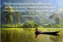 Quotable Quotes / by Kirti Mandalaywala