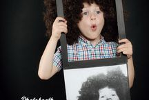 Photo booths / by Penny Wilson