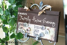Family Home Evening / by Heather Navrestad