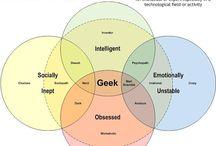Geek / by Meghan Spangler
