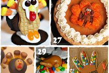 Thanksgiving treats / by Teresa Harrison