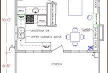 House plans / by Teri DeFoe