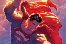 Superman!!!  / by Zele Ortega☮