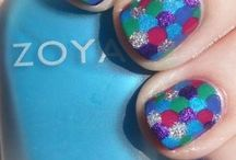 Nails! / by Cailey Hutson