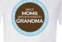 Great Parents get Promoted to Grandparents / by zoey's attic / pecking order