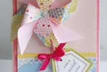 Anna Griffin crafts / by Joann McMonagle