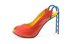 Crazy shoes (seriously) / by Karen Holt