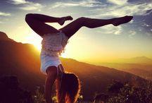 Yoga / by Taylor Vick