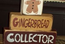 Gingerbread / by Gail Tardif
