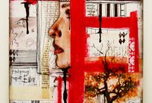 Art {Mixed Media:Collage} / by Danielle Ward