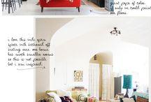 A simple home / by Jess Elaine