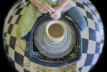 The pottery studio / by Martha Pottery