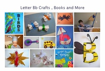 B is for... / by Heather @ Work from Home with Kids