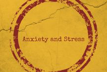 Anxiety and Stress / by Restoration Counseling Center of Northern Colorado