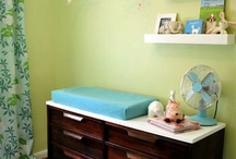 Baby Changing Table Ideas  / by SewFatty