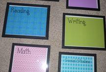 Classroom Organization / by Courtney Sweeney-Legore