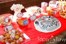 Greyson's party ideas / by Lisa Morales-Campbell