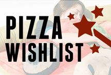 Pizza Wishlist / The best pizza-related products on our wishlist! / by Godfather's Pizza