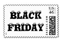 Black Friday / Black Friday is one of the busiest shopping days in the USA. The term Black Friday comes from an old way of recording business accounts. Losses were recorded in red ink and profits in black ink. Many small businesses, started making profits prior to Christmas. Many hoped to start showing a profit, marked in black ink, on the day after Thanksgiving Day.  / by Holidays By Janz