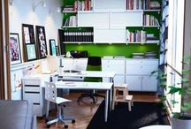 Home Office / by Blind Hen